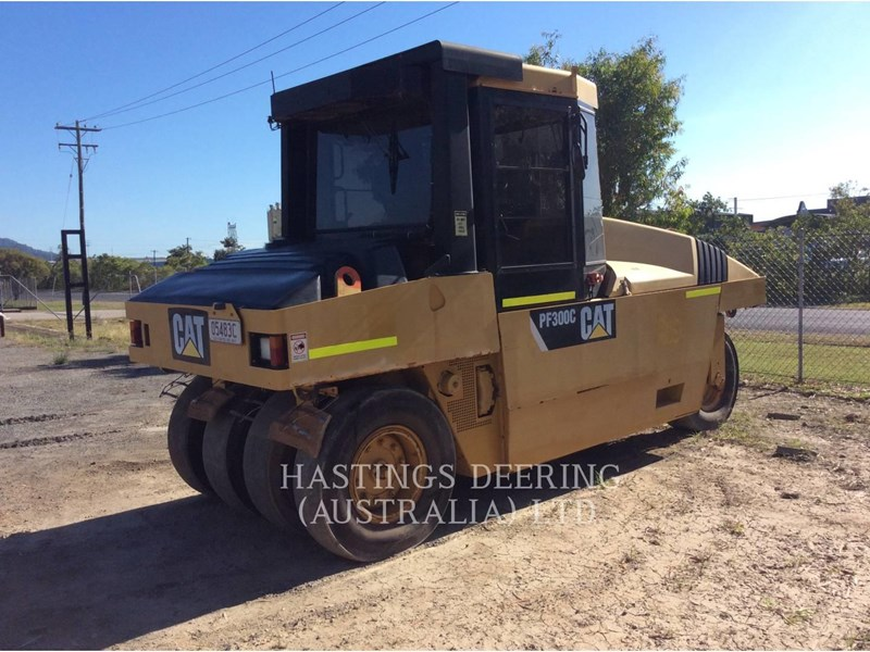 caterpillar pf-300c 612332 002
