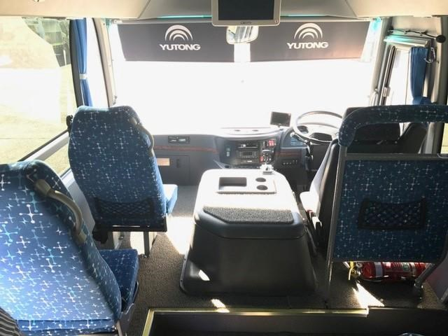 yutong 2018 22 seat mini coach 494759 010