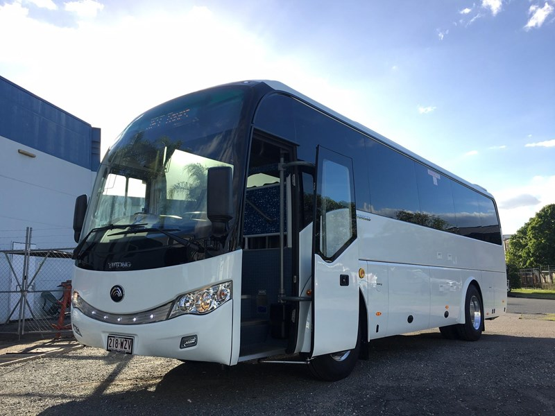 44b47026 2019 YUTONG 39 SEAT COACH ZK6930H for sale