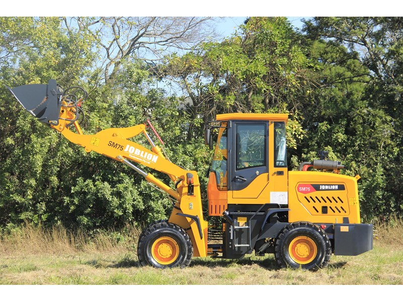 joblion equipments 2019 new joblion sm75 75hp 5.2ton free gp bucket+bucket 4 in 1+forks 546461 002