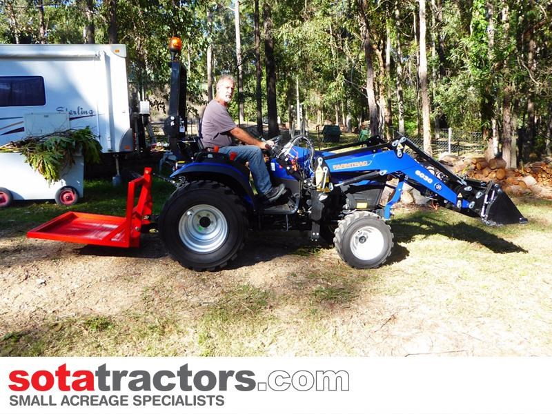 farmtrac 28hp tractor 607683 010
