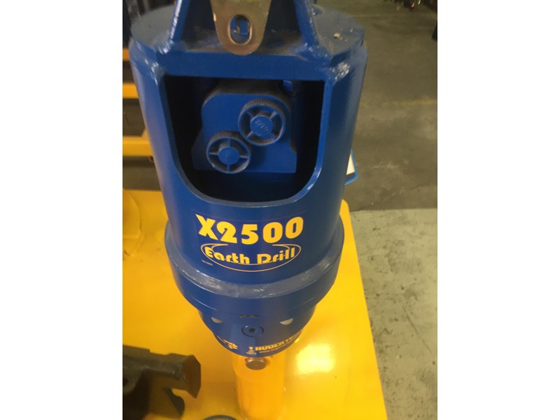 auger torque drive with 65mm round  shaft to suit excavator s and skid steer loader 609084 004