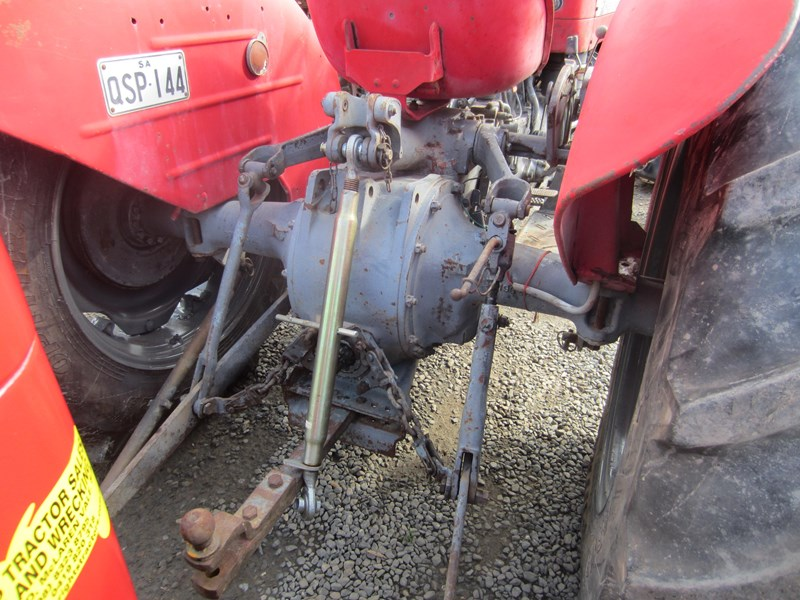 massey ferguson 135 tractor 12 speed 621724 007