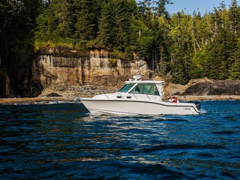 boston whaler 315 conquest pilothouse 294256 024