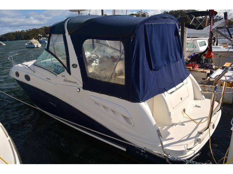 sea ray 275 sundancer 625449 020