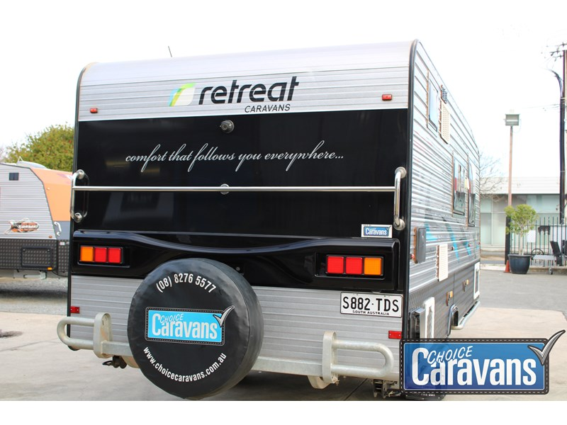 retreat caravans montague - fraser 180c 625446 003