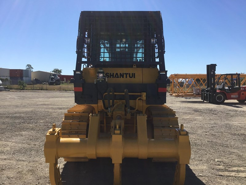 shantui sd 16-3ce bulldozer with rippers 590503 003