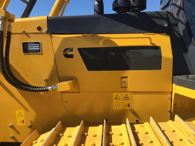 shantui sd 16-3ce bulldozer with rippers 590503 004