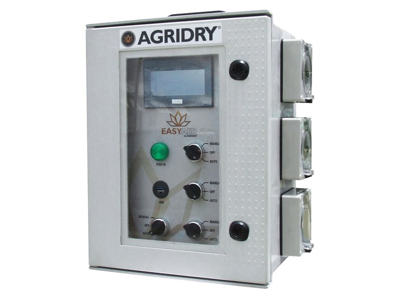 agridry easyaer mobile silo aeration fan controller - new 577026 001