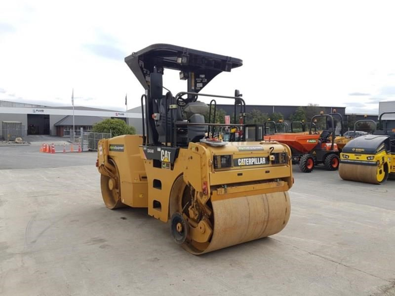 caterpillar cb434d 628677 007