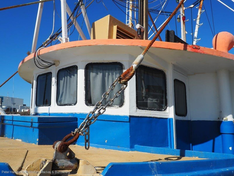 custom 14.9mtr timber fishing vessel 630068 007