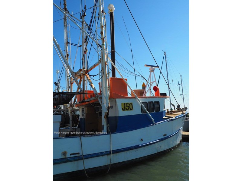 custom 14.9mtr timber fishing vessel 630068 011