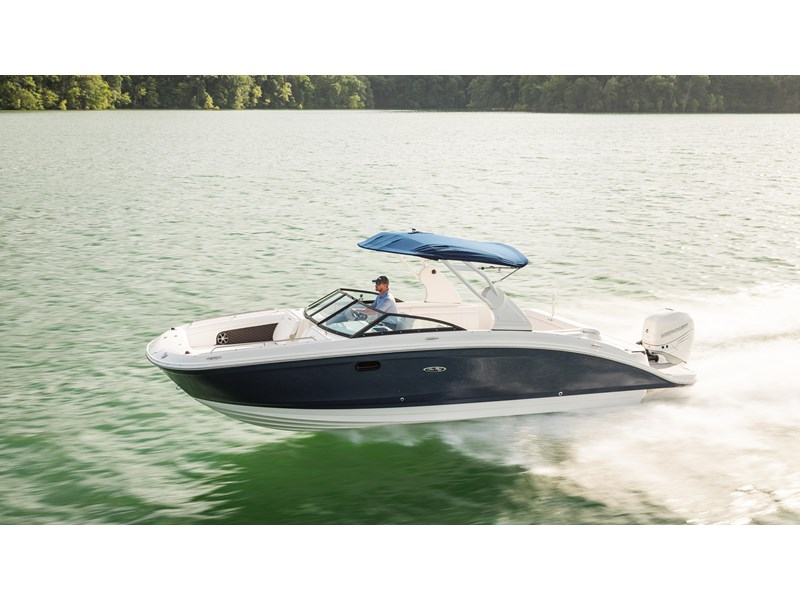 sea ray sdx 270 outboard 297317 003