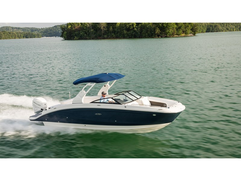 sea ray sdx 270 outboard 297317 001