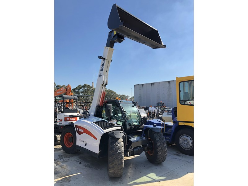 bobcat tl30.60 low cab construction 630820 003