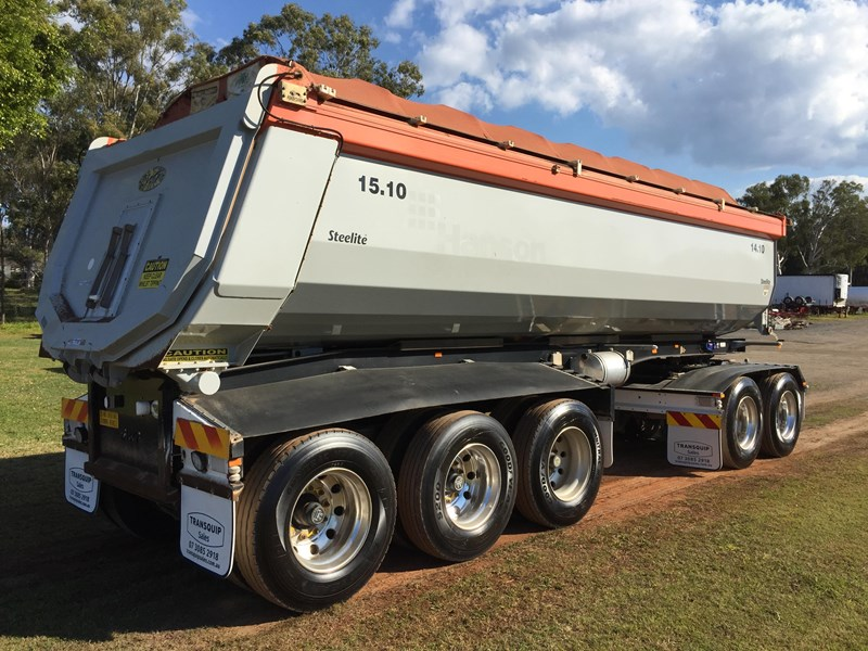 road west 5 axle dog trailer 631085 002