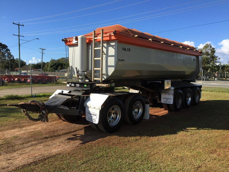 road west 5 axle dog trailer 631085 005