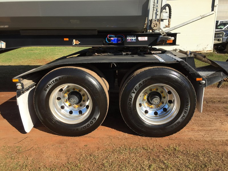road west 5 axle dog trailer 631085 007