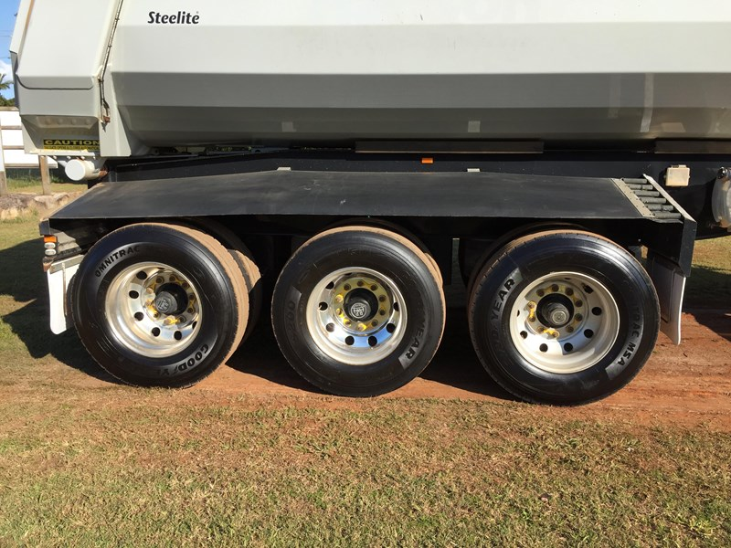 road west 5 axle dog trailer 631085 008