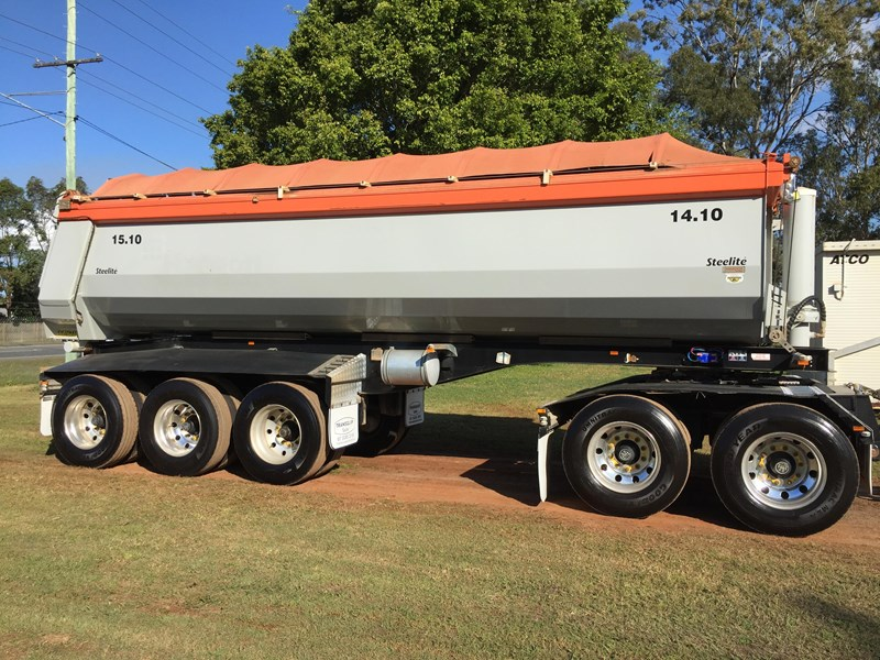 road west 5 axle dog trailer 631085 009
