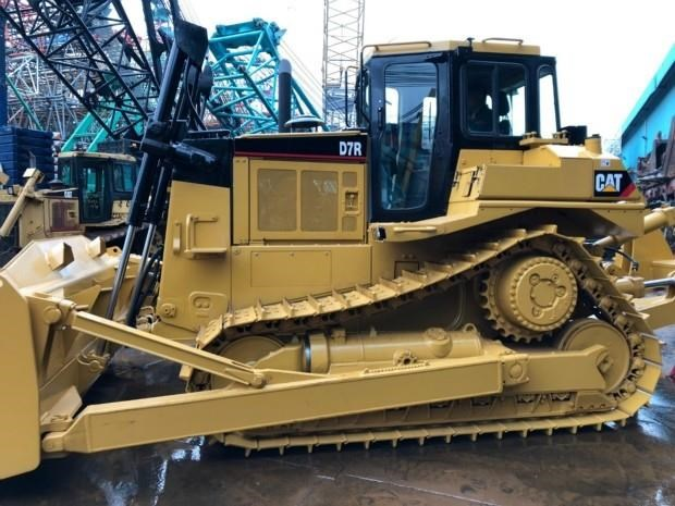 caterpillar d7r ii 631363 001