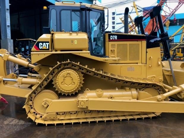 caterpillar d7r ii 631363 008