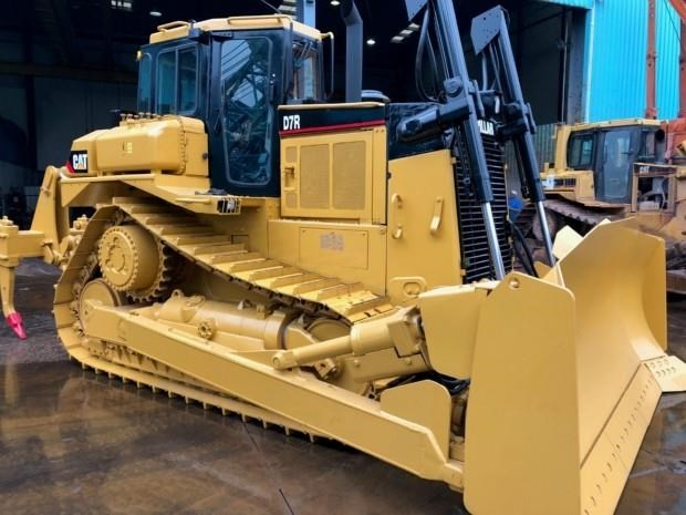 caterpillar d7r ii 631363 010
