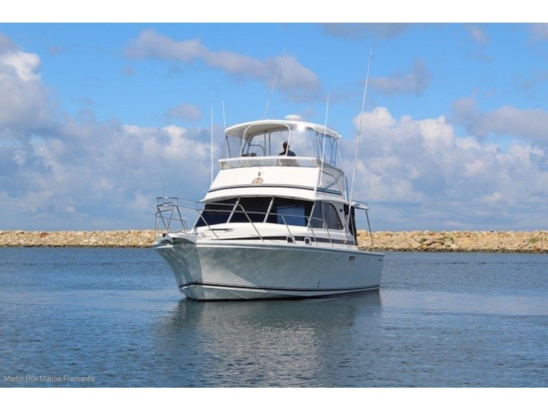 caribbean 35 flybridge cruiser 633415 004