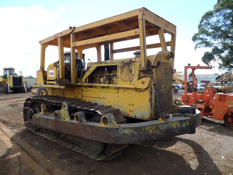1966 CATERPILLAR D8H PARTS FOR SALE for sale
