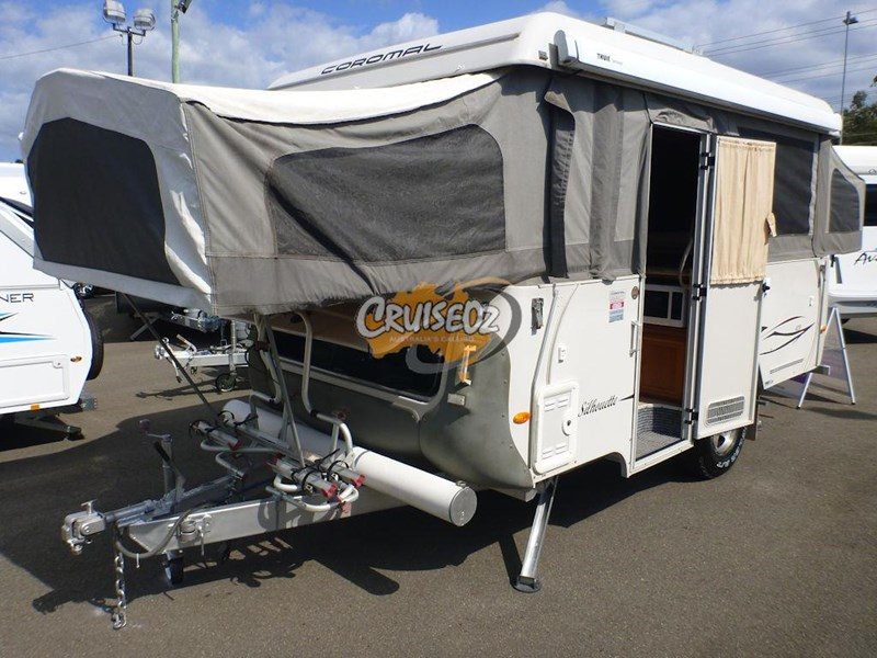 coromal silouhette ps421 - windup camper 636668 001