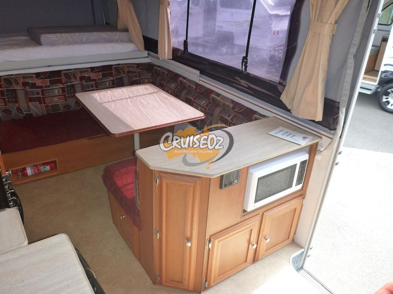 coromal silouhette ps421 - windup camper 636668 005