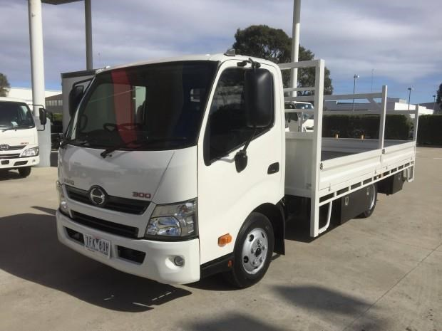 2015 Hino 300 Series 616 For Sale