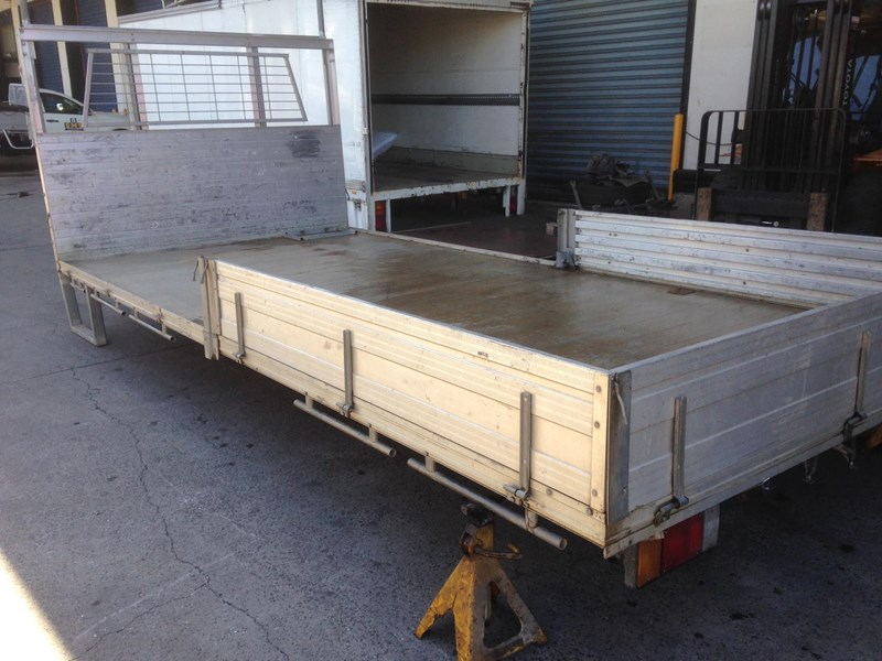 truck trays alloy tray 638126 001