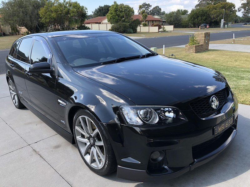 2011 Holden Commodore Ss V Ve Series Ii For Sale