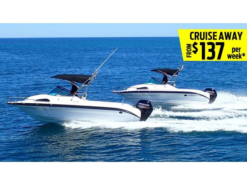 2018 REFLEX 530 CHIANTI for sale   Trade Boats, Australia