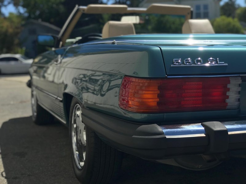 mercedes-benz 560sl 636868 007