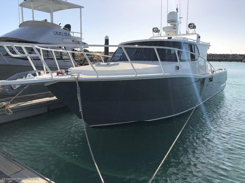 stagg boats 12.4m recreational fishing vessel 639466 001