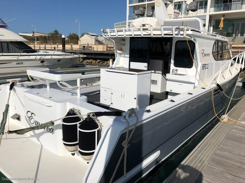 stagg boats 12.4m recreational fishing vessel 639466 003