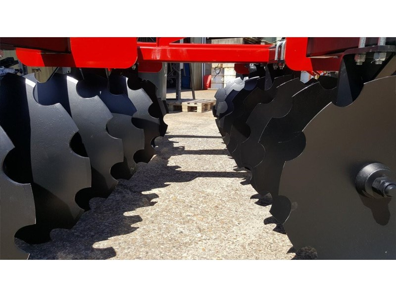 fieldquip 100-3-01 16in discs 1.5m cut 3pl offset 521802 005