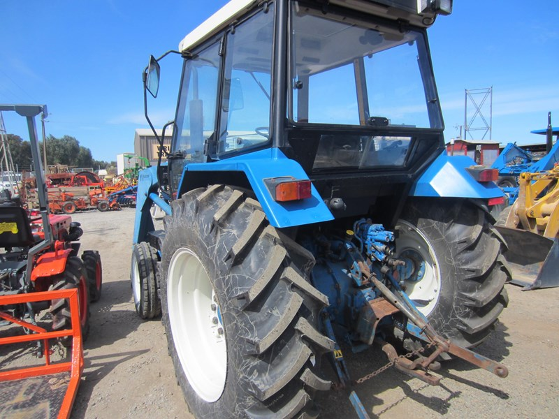 ford 4630 tractor with front end loader 609724 004