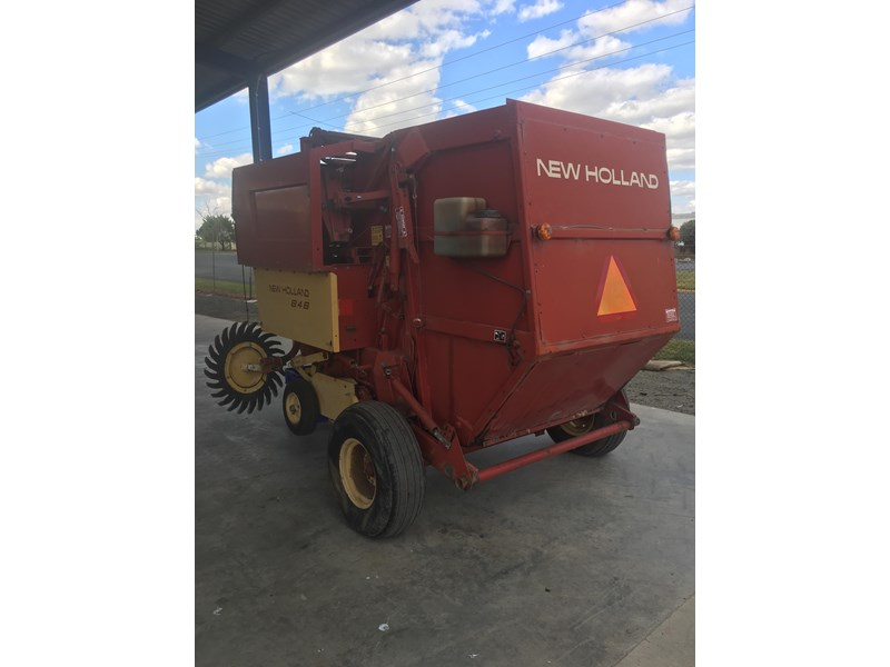 new holland 848 639735 006