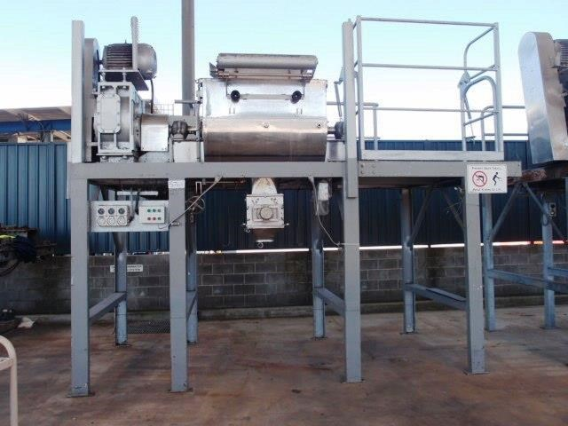 ribbon blender capacity: 750lt 639931 001