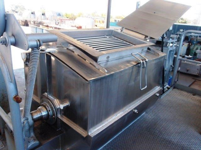 ribbon blender capacity: 750lt 639931 004