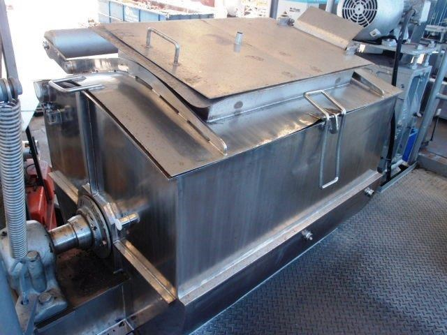 ribbon blender capacity: 750lt 639931 007