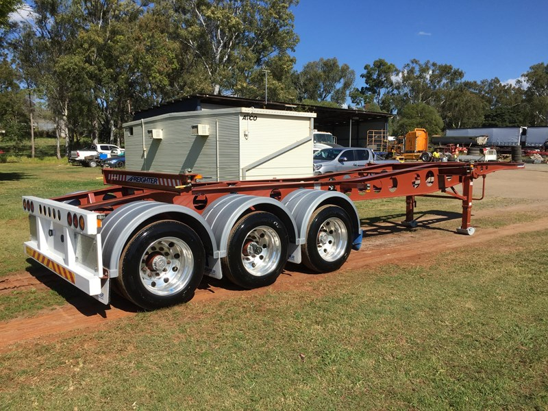 maxitrans skeletal trailer 641423 002