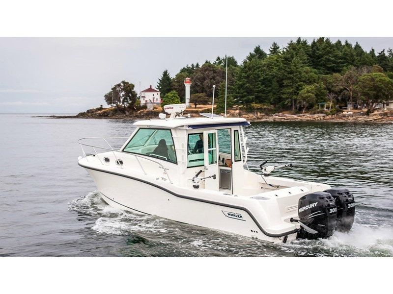 boston whaler 315 conquest pilothouse 294256 003