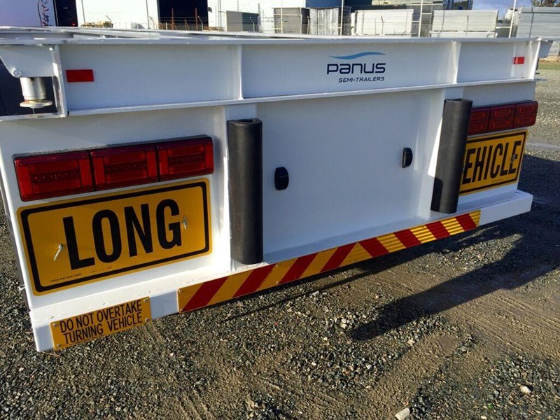 panus skeletal trailer 641647 012