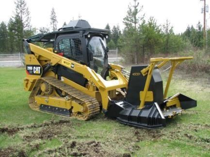 2018 ADVANCED FOREST EQUIPMENT SS EXTREME MULCHER for sale