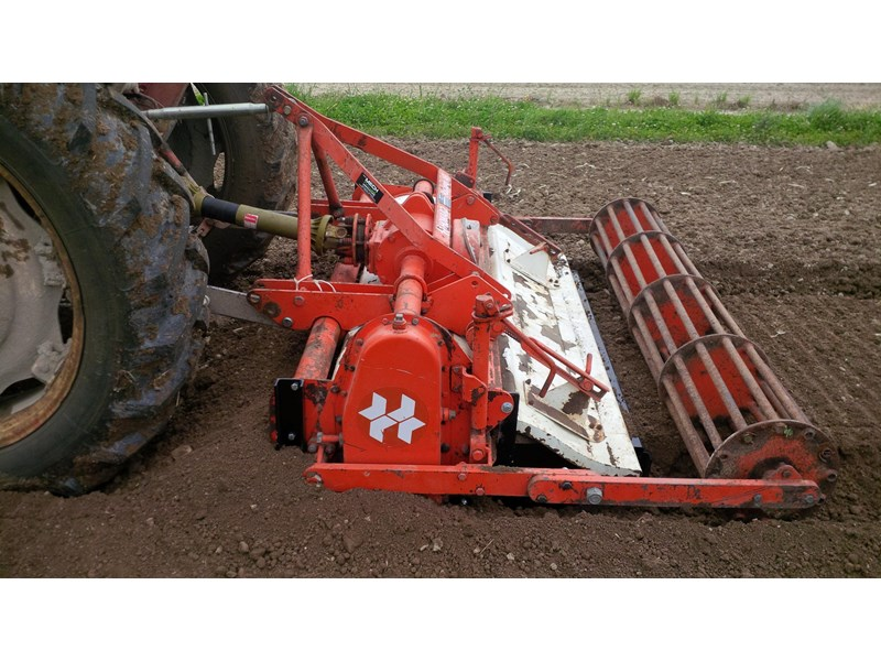 "howard ar 70"" rotary hoe & bedformer 645076 002"