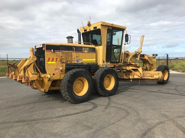 caterpillar 140h series ii (also available for hire) 459135 002